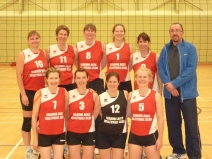 NVL Div 1 team