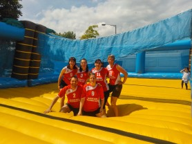 Reading Aces Volleyball Club is having fun in the sun