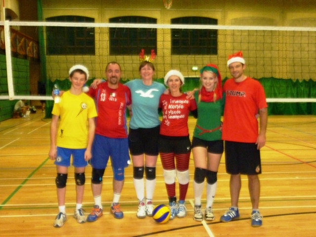 Congratulation to the Team 2 for winning our Christmas Tournament