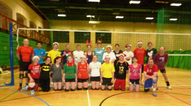 Christmas tournament participants